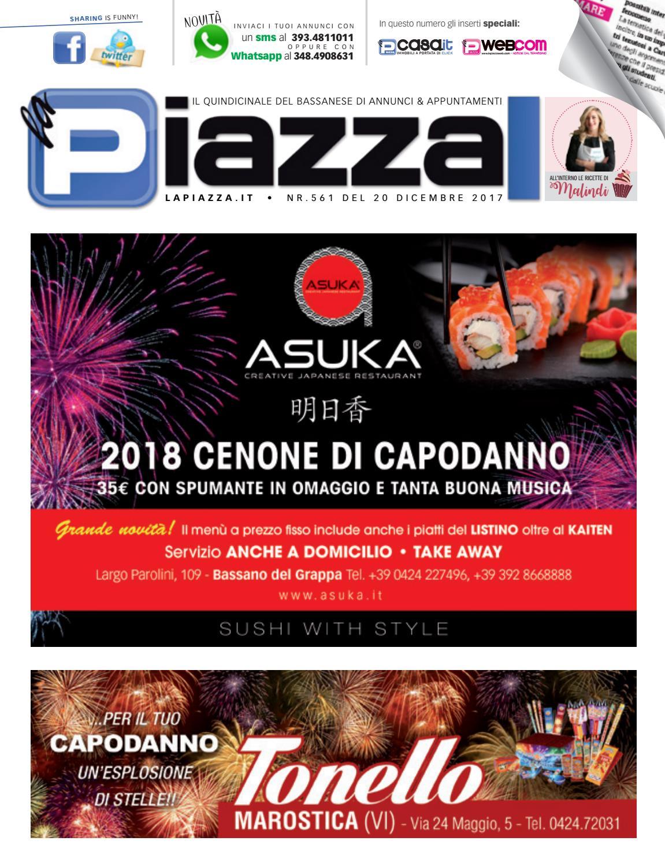 la Piazza di Bassano 561 by la Piazza di Cavazzin Daniele - issuu d53e6885eb2