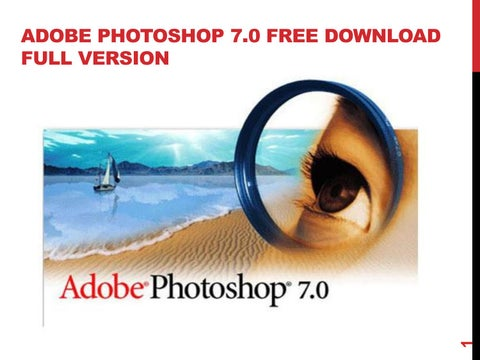 adobe photoshop 7.0 setup windows 7