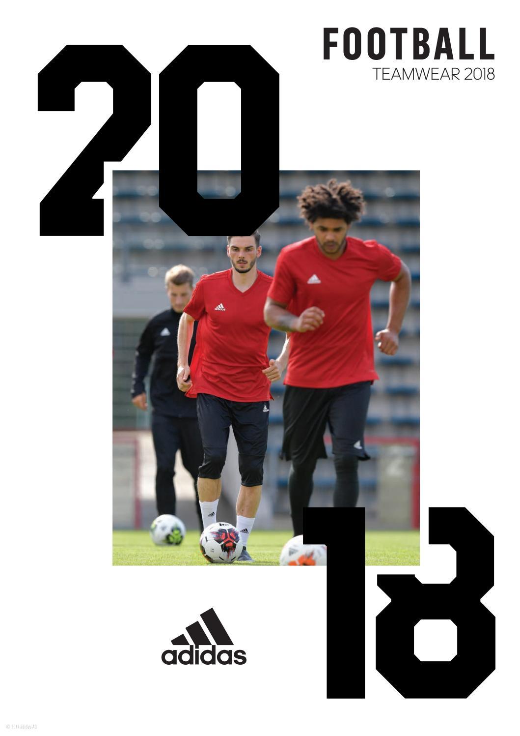 Adidas Teamsport Katalog 2018 by Hofbauer Teamsport Simbach