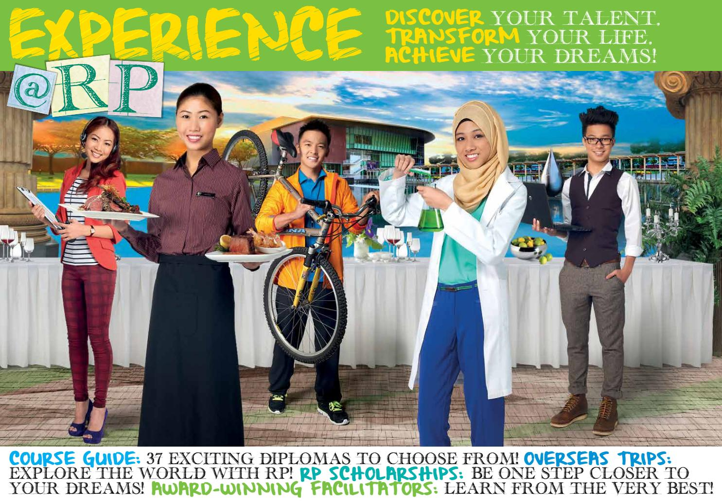 Experience@RP - September 2012 by Republic Polytechnic - issuu