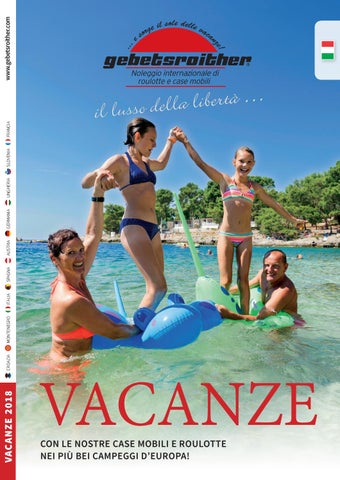 5a49ed6677d86 Vacanze 2018 by Gebetsroither Unternehmensgruppe - issuu