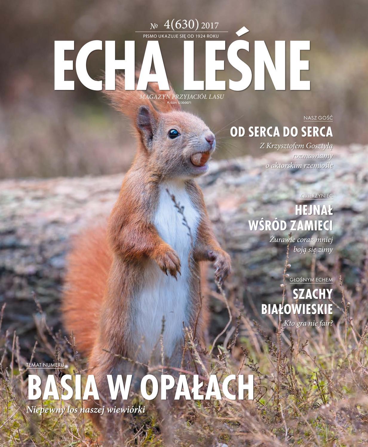Echa Leśne Nr 4 630 2017 By Lasy Państwowe Issuu