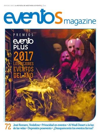 e3a43f1b1f eventos Magazine #72 by Grupo eventoplus - issuu