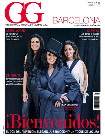 22f0d55705 GG Magazine 01 18 Barcelona by GG-Magazine - issuu