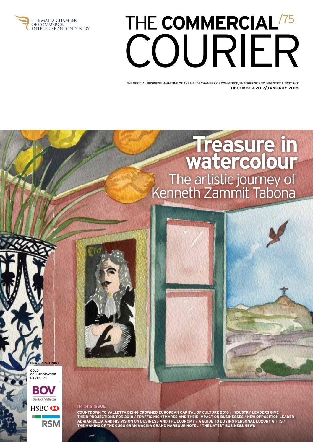 df036b8944f6fe The Commercial Courier December 2017/January 2018 by Content House Group -  issuu