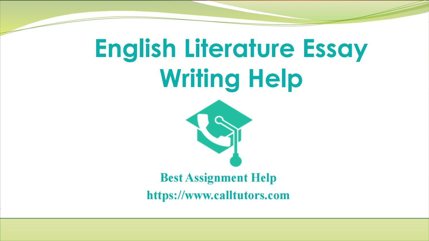 College Essay Paper Format English Literature Essay Writing Help By Royjason Issuu Page  English  Literature Essay Writing He Position Paper Essay also English Literature Essay Questions As English Literature Essay Help Business Customer Thank You  Reflection Paper Essay