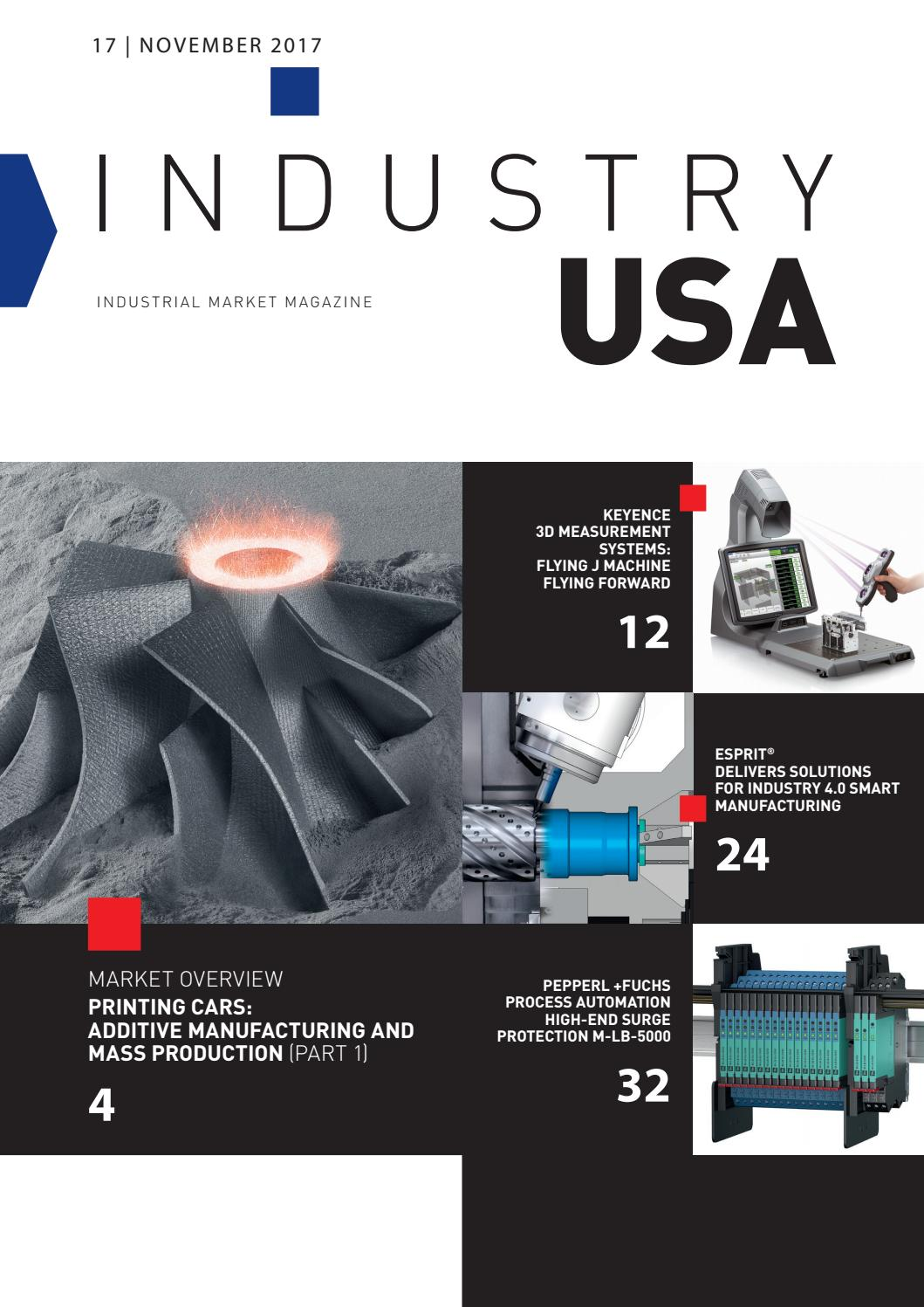 Industry USA 17 by Induportals Media Publishing - issuu