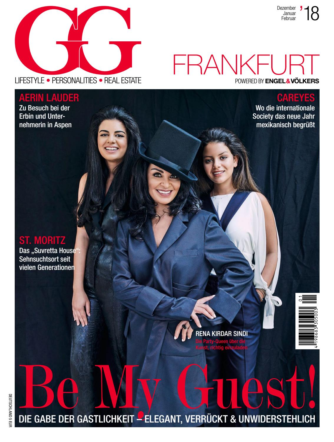 GG Magazine 01/18 Frankfurt by GG-Magazine - issuu