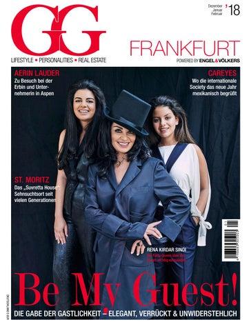 GG Magazine 01 18 Frankfurt By