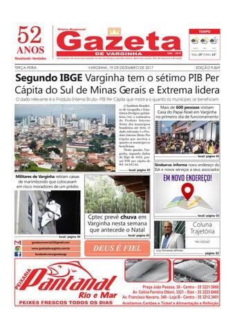 25624984e8 Gazeta de Varginha 19 12 2017 by Gazeta de Varginha - issuu