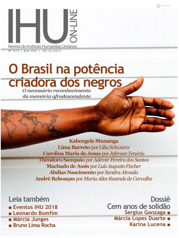 eaa116a78 Revista IHU On-Line - Nº 517 by  ihu - issuu