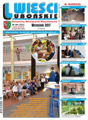 f3f22a90a0ca4f Wieści Lubońskie 2017/09 by WiesciLubonskie - issuu