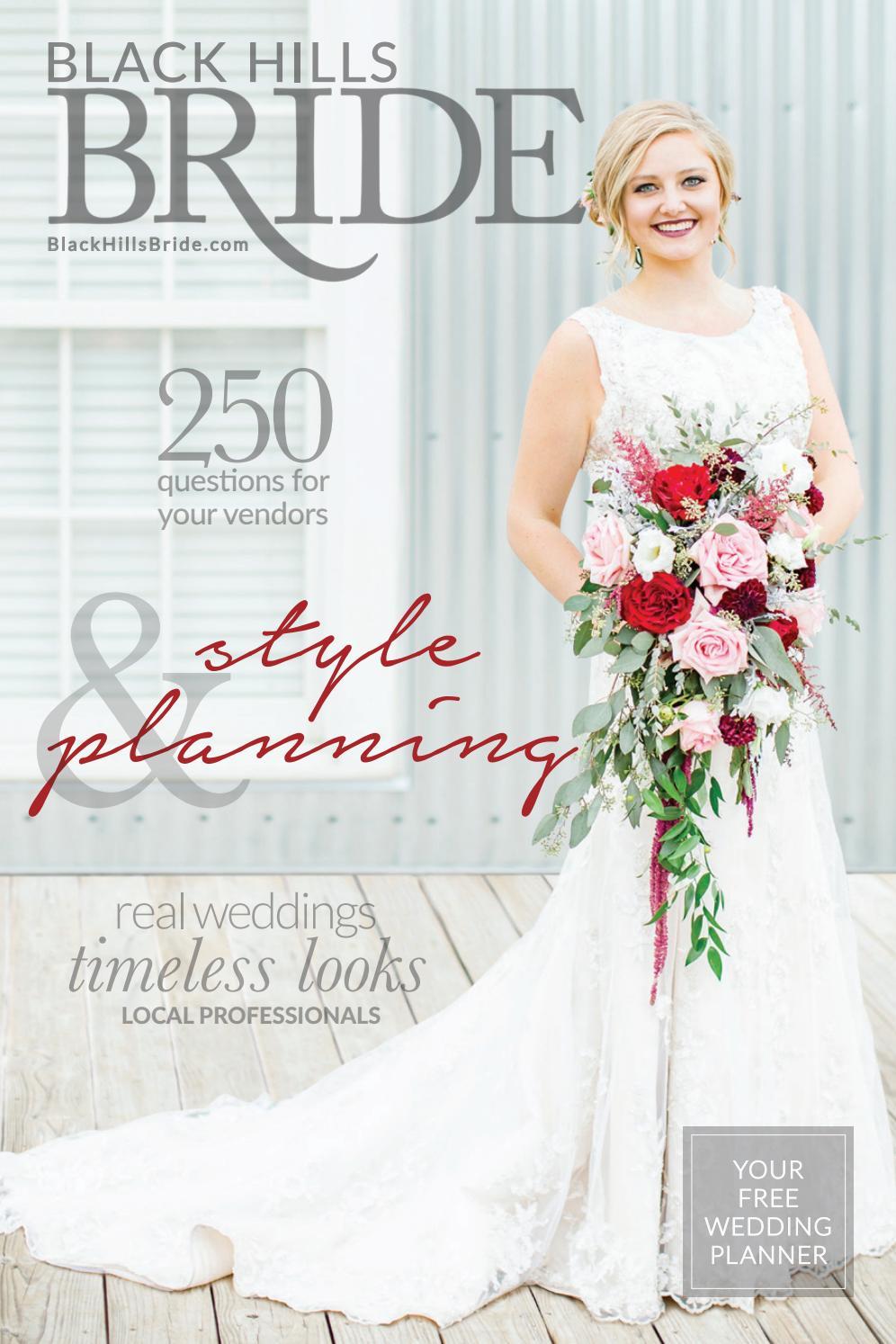 9c5e06f4af 2018 Black Hills Bride by Evergreen Media - issuu