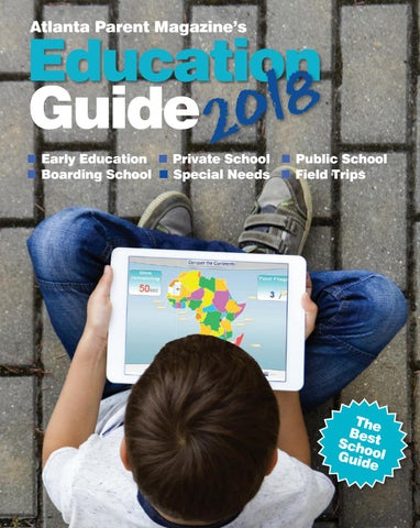 Education Guide 2018 By Atlanta Parent Issuu