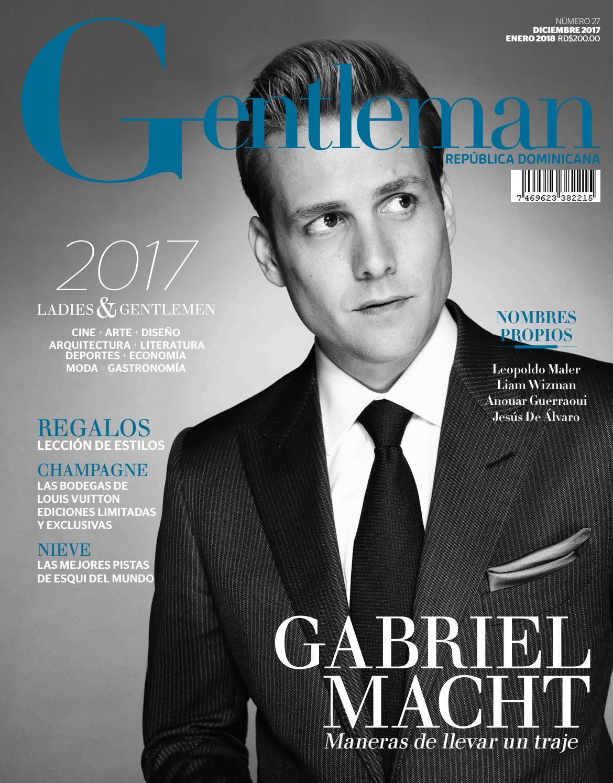 3a403390a 27 gentleman rd by Gentleman Republica Dominicana - issuu