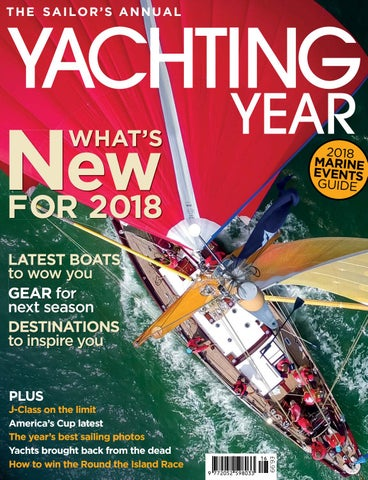 Yachting Year 2018 by The Chelsea Magazine Company - issuu 293fe696f3ccc