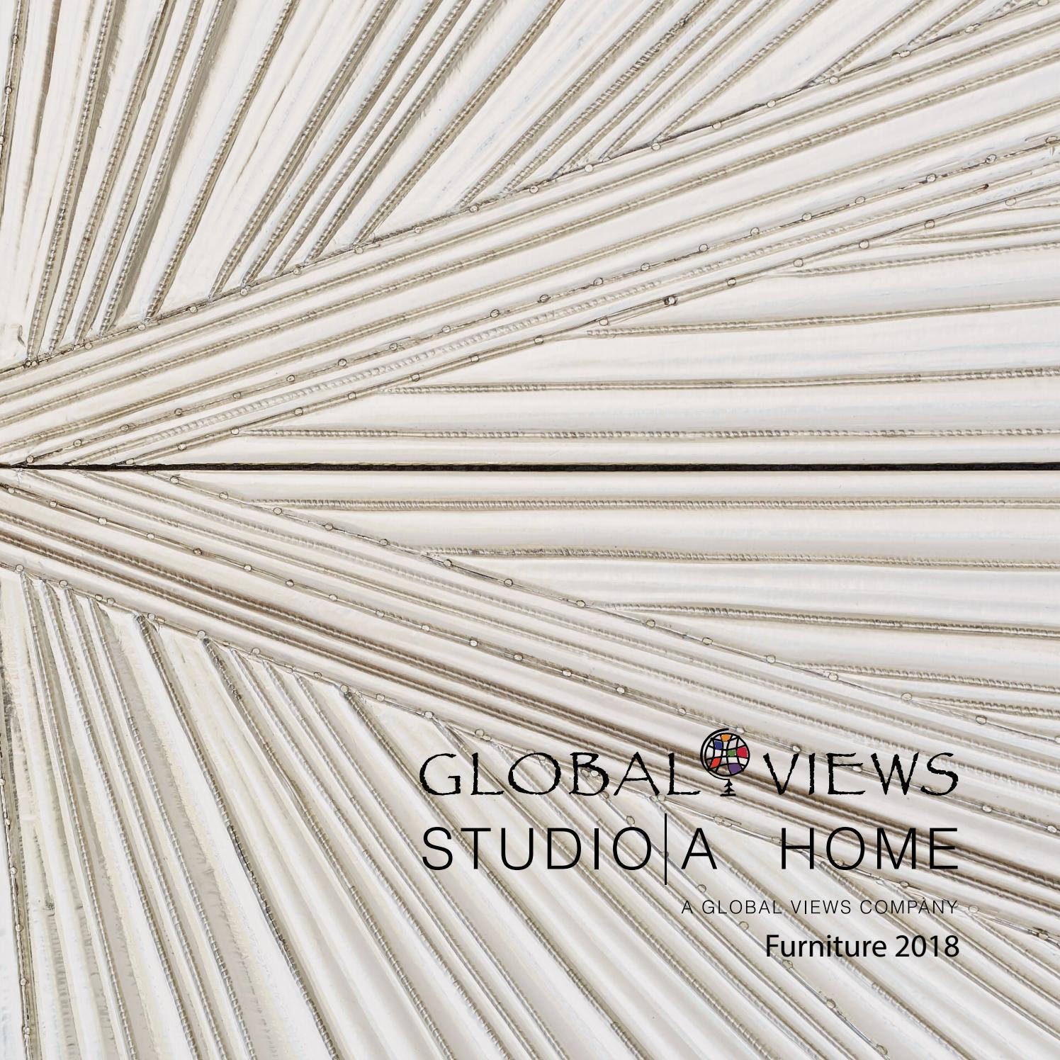 Terrific 2018 Global Views Furniture Catalog By Global Views Studio Frankydiablos Diy Chair Ideas Frankydiabloscom