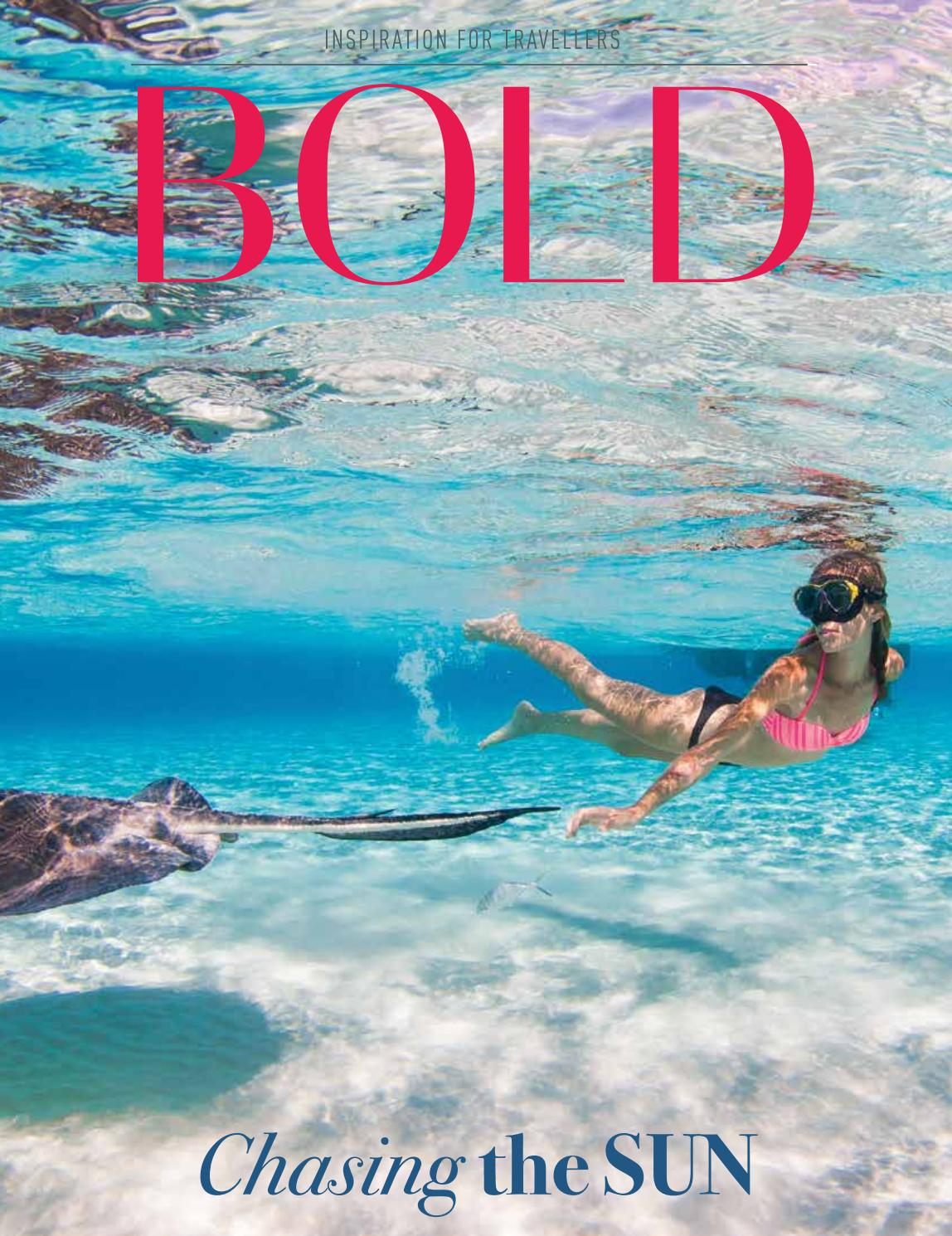 BOLD Issue #42 Winter Escapes by MORENO & CO - issuu