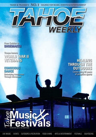Dec  7 to 20, 2017 by Tahoe Weekly - issuu