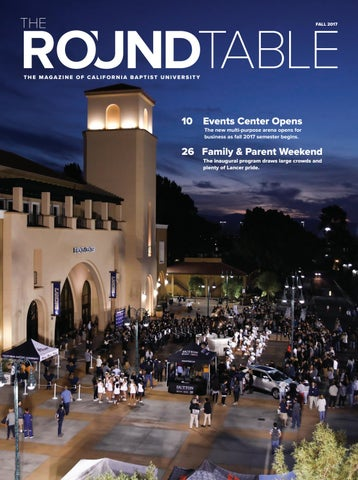 The Roundtable Magazine Volume 61 Issue 3 By California Baptist
