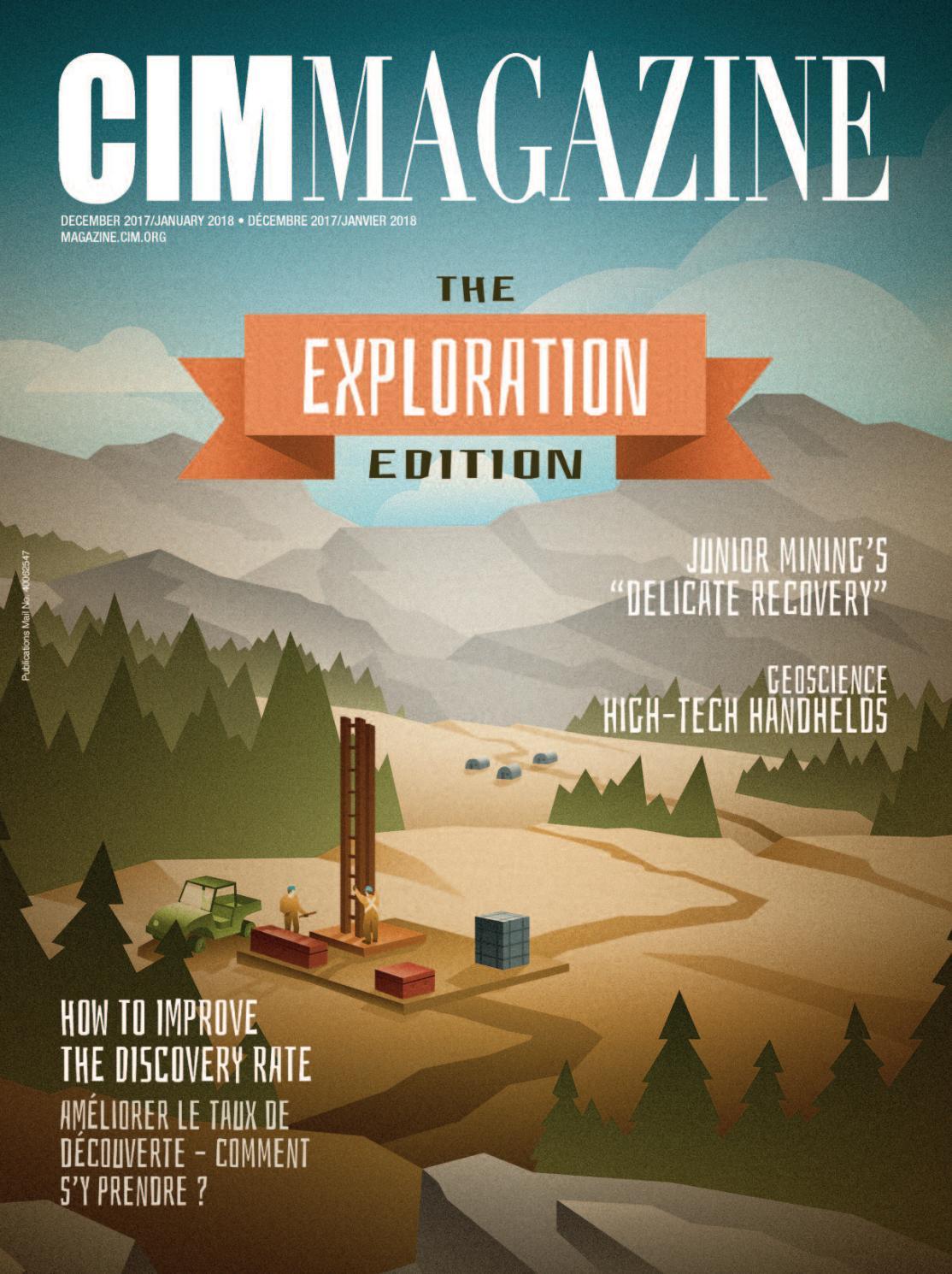 Cim magazine december 2017 january 2018 by cim icm for Dbi sala colombia