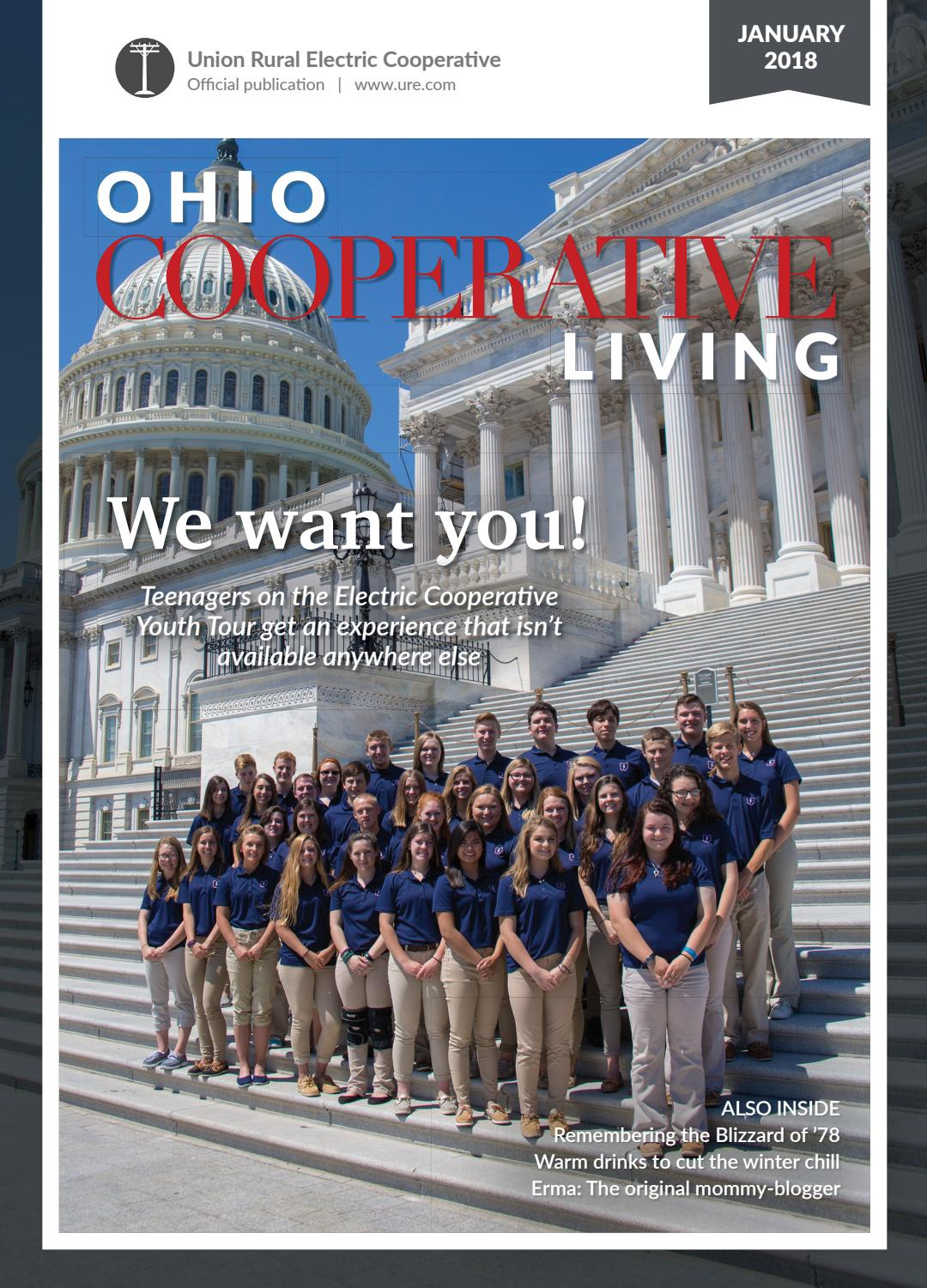 Ohio Cooperative Living - January 2018 - Union by Ohio Cooperative Living -  issuu
