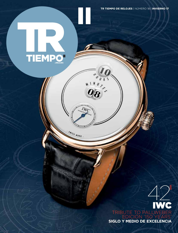 9c2c0b289 Tr tiempoderelojes numero 18 by Ed-Tourbillon.Spain - issuu