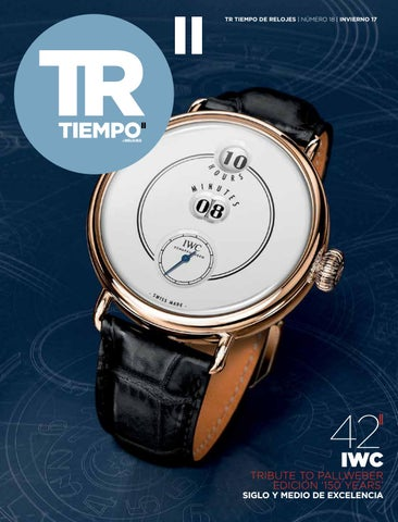 4ce3750faf83 Tr tiempoderelojes numero 18 by Ed-Tourbillon.Spain - issuu