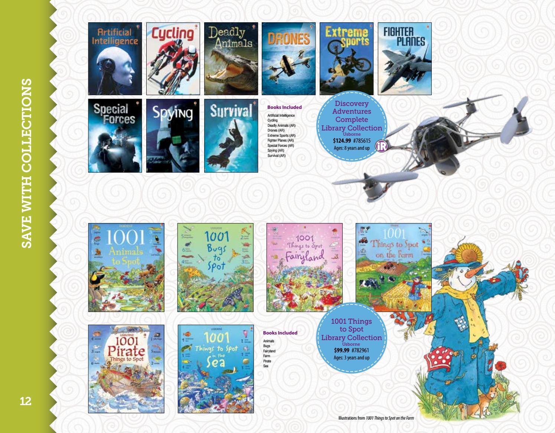 Usborne Books & More Spring 2018 School & Library Catalog by Usborne Books  & More - issuu