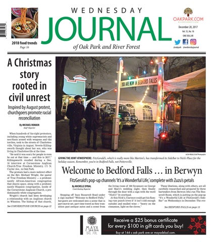 636420b83bc Wednesday Journal 122017 by Wednesday Journal - issuu