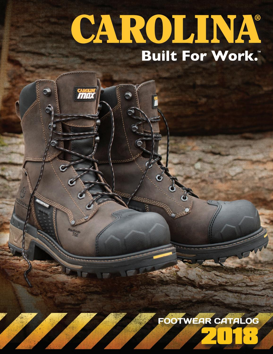 451823d44bf 2018 Carolina Catalog by HH Brown Work & Outdoor Group - issuu