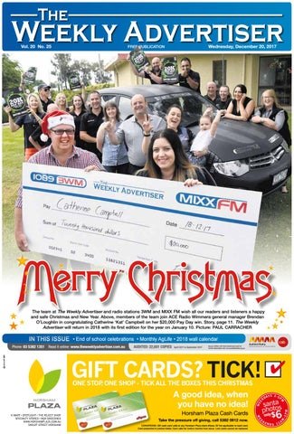 4821dffb5e The Weekly Advertiser - Wednesday