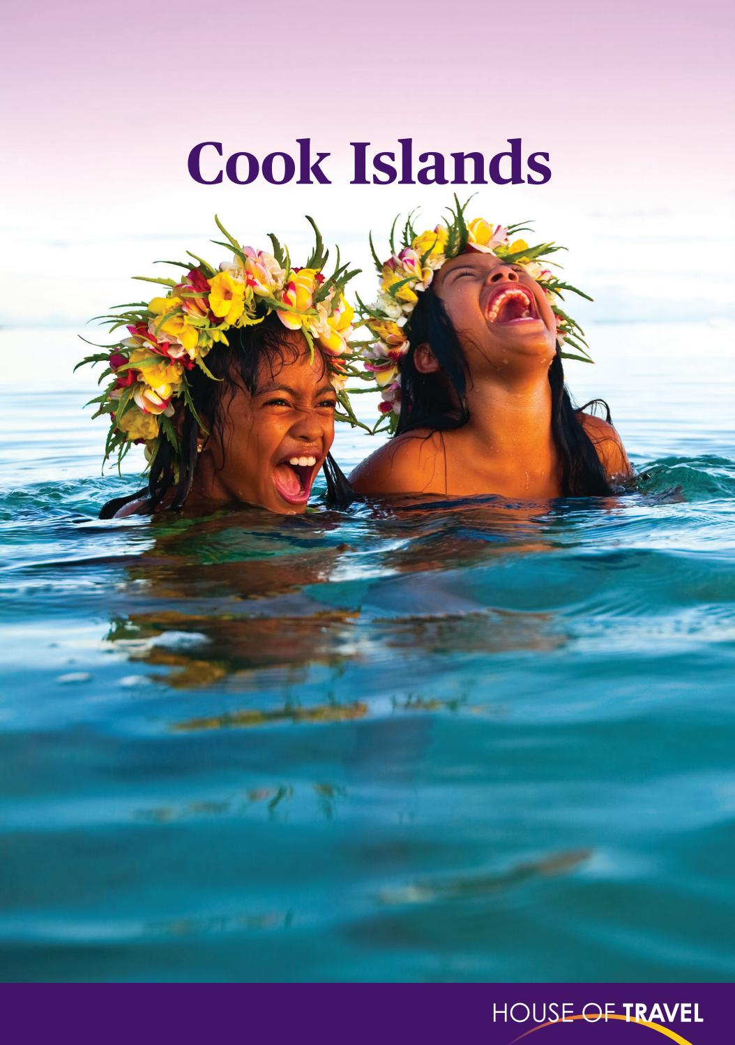 467ecc86263 Cook Islands Brochure 2018 by House of Travel - issuu