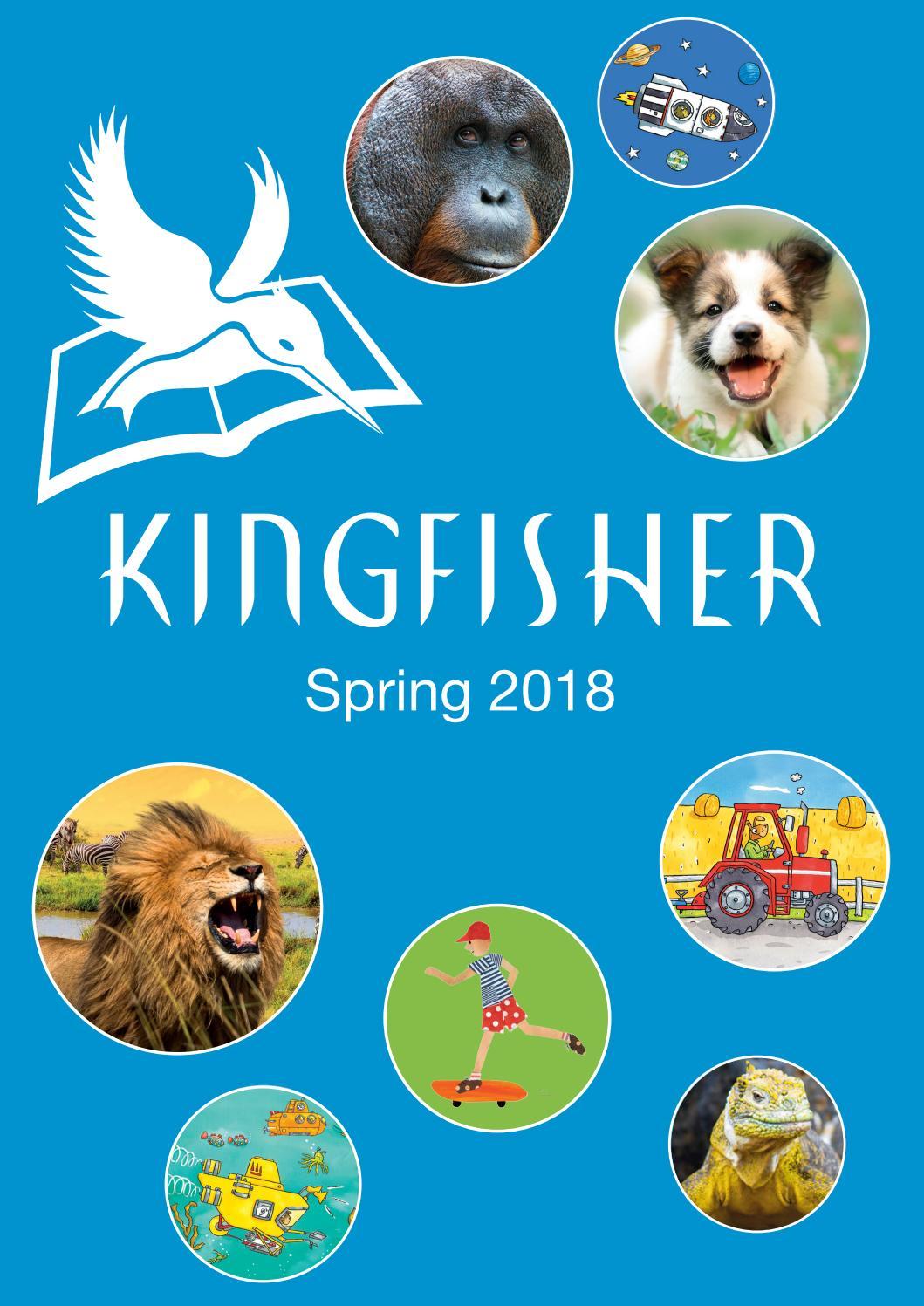 Kingfisher Children's Books 2018 Catalog by Kingfisher - Macmillan - issuu