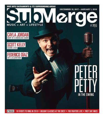 Submerge Magazine: Issue 255 (December 18, 2017 - January 1, 2018)