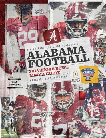 c26aa3e3e 17alabama bowlguide by Mexico Sports Collectibles - issuu