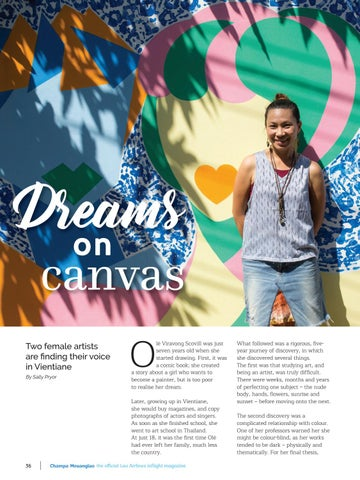 Page 36 of Dreams on Canvas