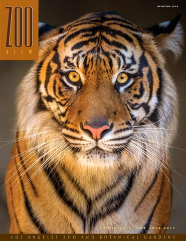 Zoo View - Winter 2018 by Greater Los Angeles Zoo