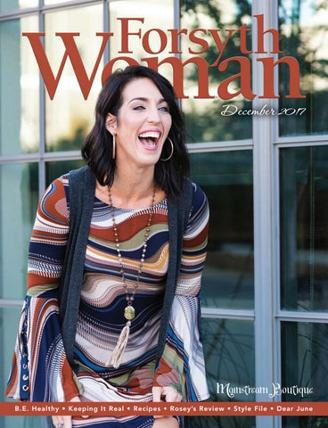 Forsyth Woman December 2017 By Forsyth Mags Issuu