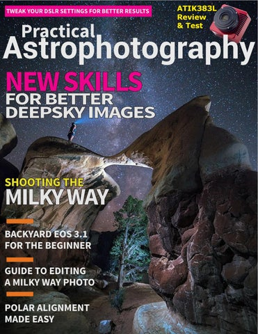 Practical Astrophotography Volume 1 Issue 1 by Practical