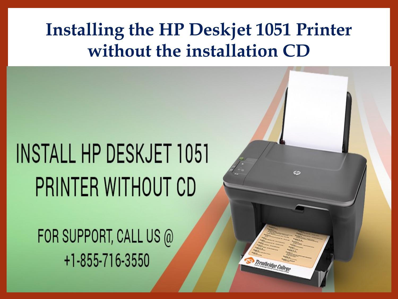 how to install hp deskjet 1051 printer without cd by 123 hp dj issuu rh issuu com HP Deskjet 1051 Troubleshooting hp deskjet 1050 manual
