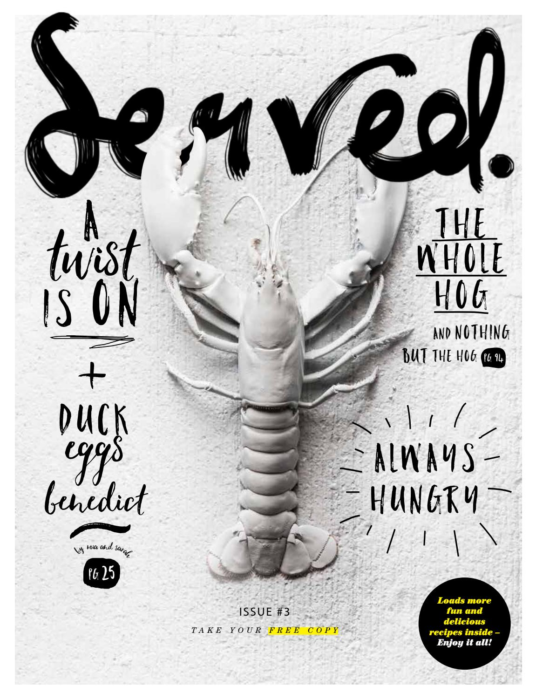 Served Magazine Issue 3 By Fibonacci Communications Issuu Curcuma Rmulsion Blackcurrant Flavour