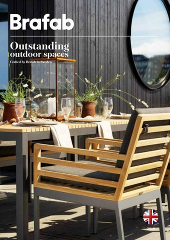 Outstanding Outdoor Spaces Crafted By Brafab In Sweden