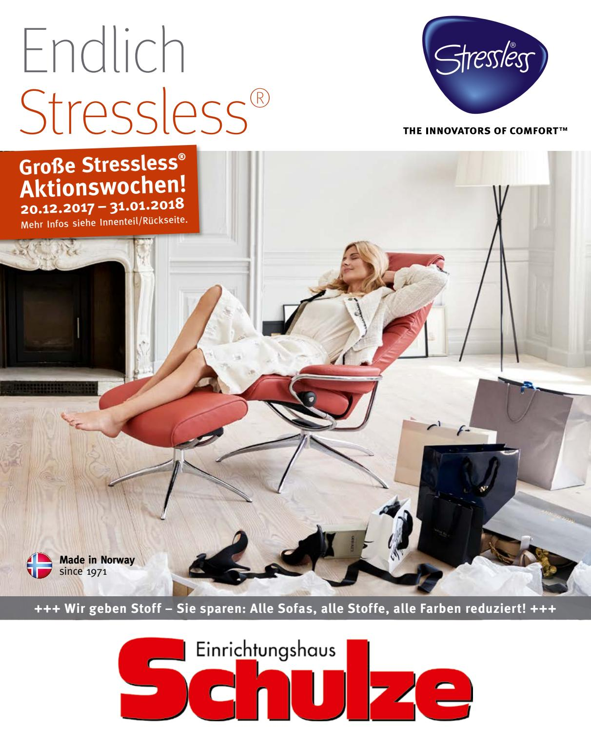 stressless aktionswochen by m bel schulze issuu. Black Bedroom Furniture Sets. Home Design Ideas