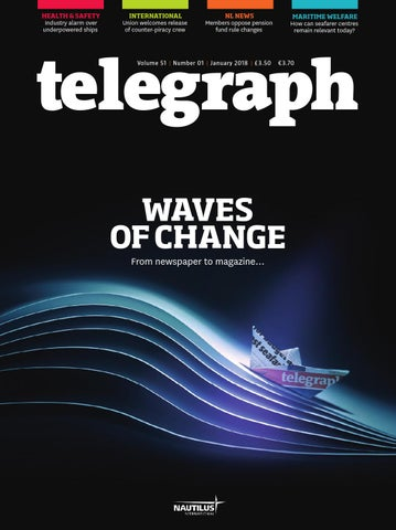 nautilus telegraph january 2018 by redactive media group issuu rh issuu com Plans Revision Guide Collins Revision Guides