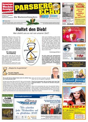 Weihnachtsgrüße Für Putzfrau.Kw 51 2017 By Wochenanzeiger Medien Gmbh Issuu
