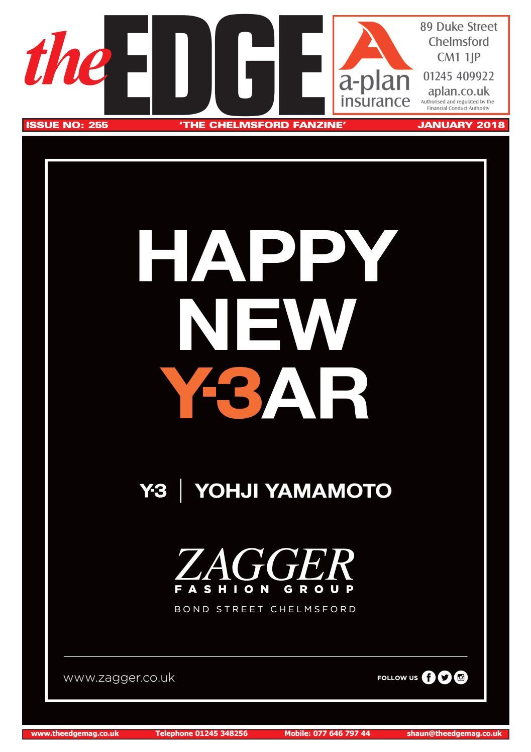 d5e501ef3a7 The Edge Magazine January 2018 by webwax - issuu