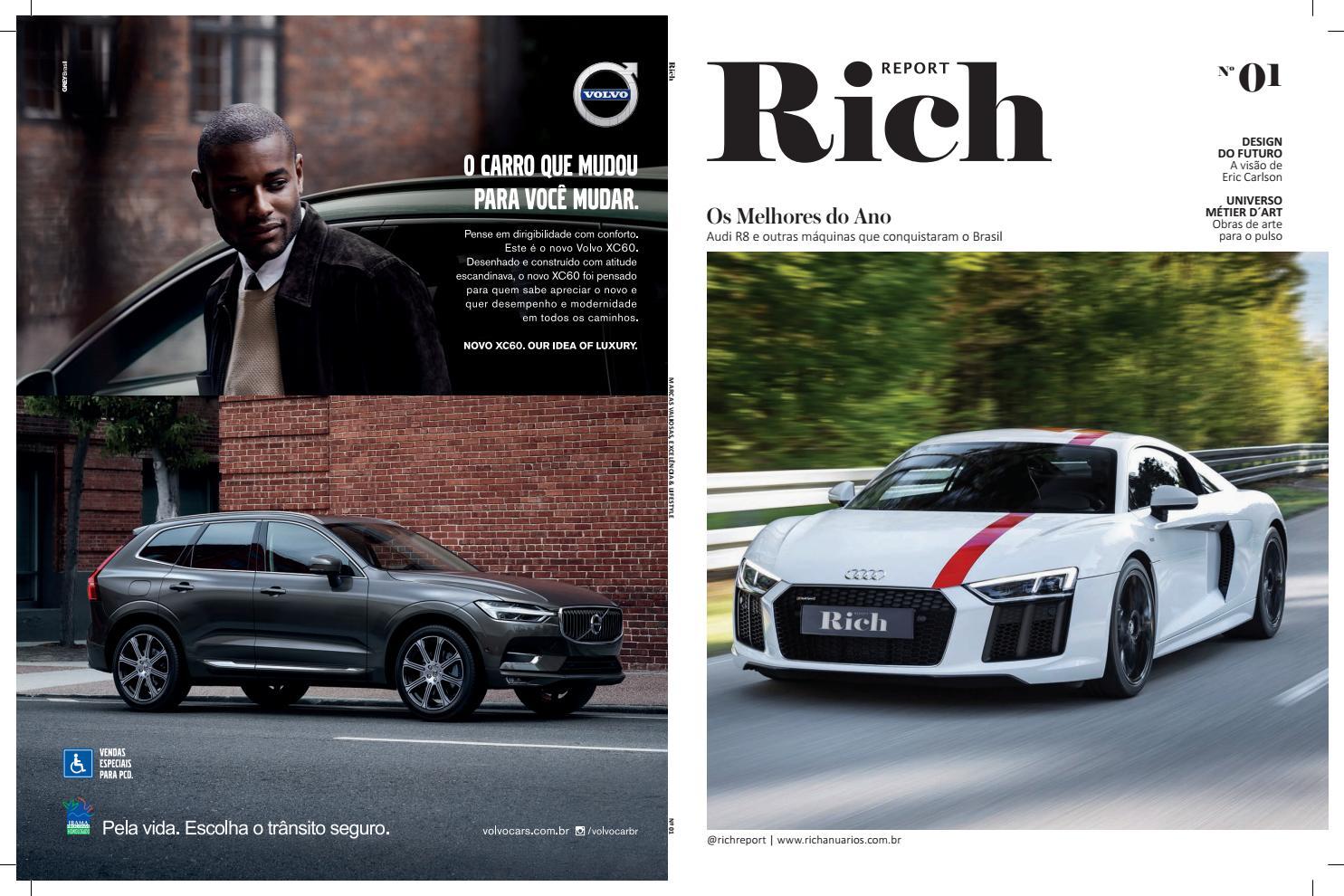 05c7334b6f4 Rich Report 01 by richreport - issuu