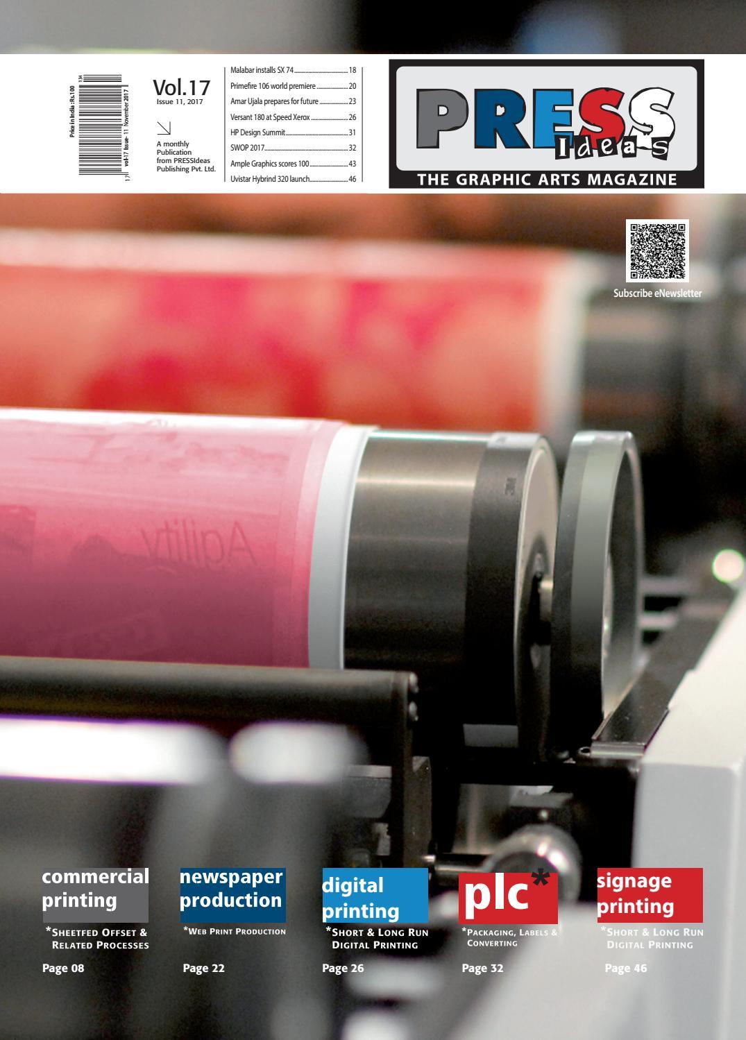 PRESSIdeas November 2017 issue by Jacob George - issuu