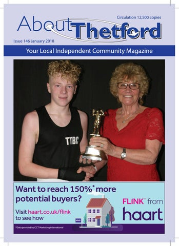 january 2018 about thetford magazine by terry jermy issuu rh issuu com